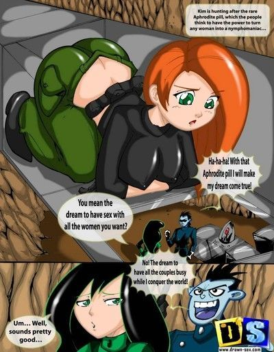 Kim Possible - Special pill