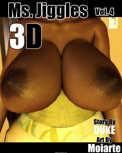 Ms Jiggles 3D – Part 4- Duke Honey