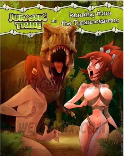welcomix Jurásico tribu 4- ejecución tyrannosaurus