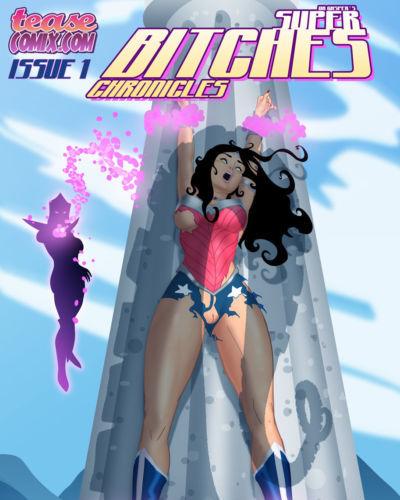 Super Bitches Chronicles- Teasecomix