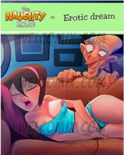 Wecomix-Naughty Home 22- Erotic Dream