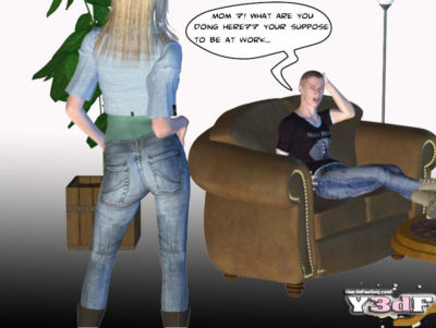 Mother's revenge- Y3DF