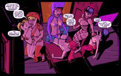 Powerpuff Girls- Dick or Treat - part 2