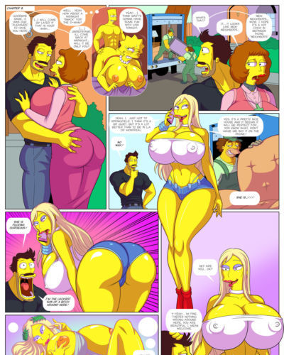 Darren's Adventure- Jenny Poussin's Chapter