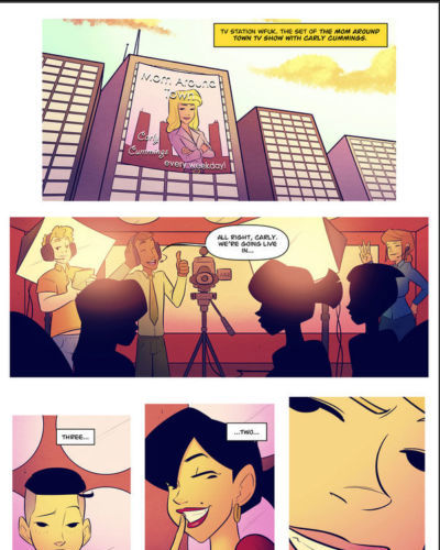 Jab Comix – My Mom- The Book Tour Star - part 2