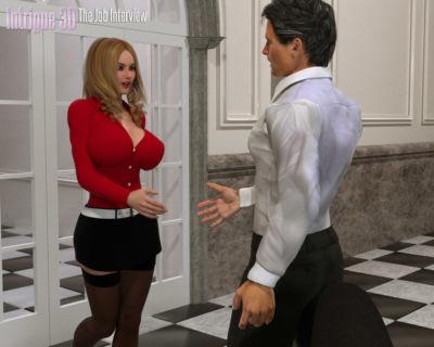 The Job Interview- Intrigue 3D