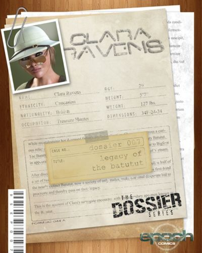 The Dossier 07- Clara Ravens- Epoch