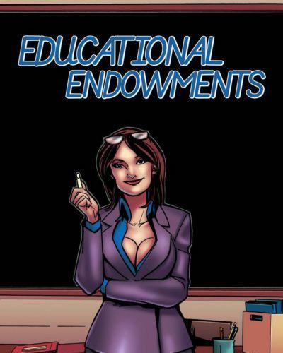 Educational Endowments- Botcomics