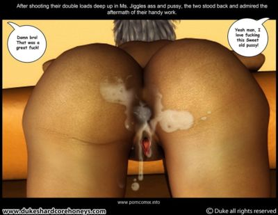 Ms Jiggles 3D – Vol 7- Duke Honey - part 2