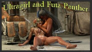 Zuleyka- Ultragirl and Futa Panther