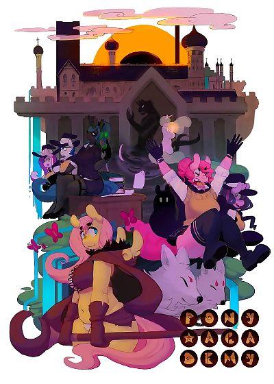 Lumo- Pony Academy Ch 5 – The Forest's Warden