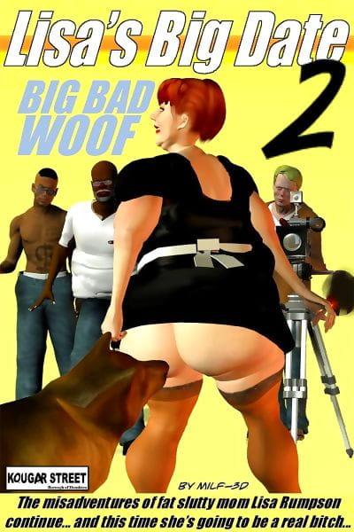Milf-3D – Lisa's Big Date 2