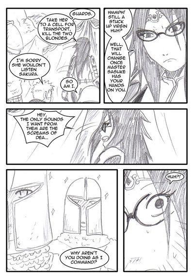 narutoquest 5 - những cleric Tôi biết