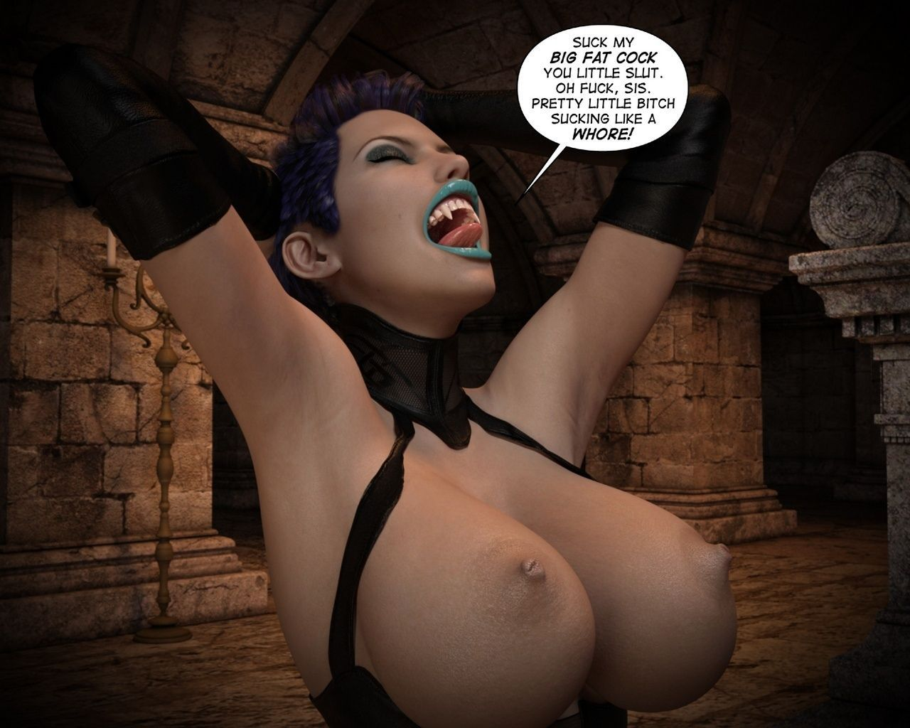 vampire hunter d porn