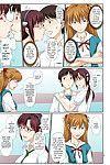 [TOYATEI (Toyama Kousei)] Welcome to NERV Elevator -Full Color Edition- (Neon Genesis Evangelion)