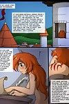 [Jay R. Naylor] The Fall Of Little Red Riding Hood (Ch.1-4) Full color {color enhanced by: Necrotechian} - part 3