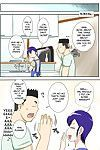 [Freehand Tamashii] Yome ga Hataraiteru Aida, Okaasan ga Suru Kubiwa. - While My Wife\'s Working, I\'ll Collar Her Mother  {AbaDe & Psyburn21}