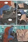 (C83) Gesuidou Megane (Jiro) RED GREAT KRYPTON! (Batman, Superman)