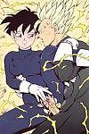 Dragon Ball H Gohan X Videl (Colored) - part 3
