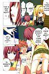 (C84) Kamikadou (Ginyou Haru) Moshi Rito Darkness 3 (To LOVE-Ru Darkness)