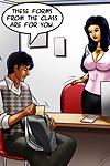 Savita Bhabhi 69- Student Affairs - part 9