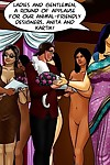 Savita Bhabhi -71 – Pussy on the Catwalk - part 7