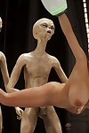 Erotic 3D Art – Alien Nightmare - part 3