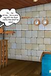 Y3DF- Sauna with mom - part 2