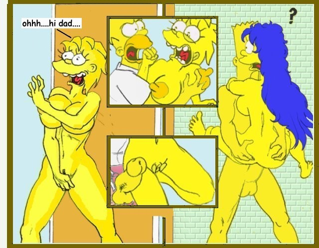 Simpsons never ending porn story that