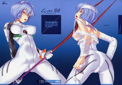 SC48 Clesta Cle Masahiro CL-orz: 10.0 - you can not advance Rebuild of Evangelion doujin-moe.us Decensored
