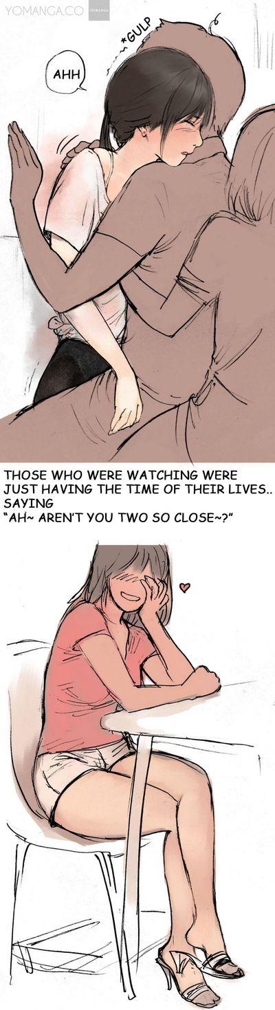 Webtoonが、生暖