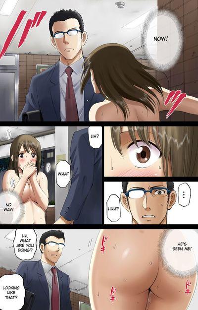"""[ACTIVA (SMAC)] Roshutsu Otome Comic """"Nakazawa-san no Ikisugita Yoru.""""  [munyu] - part 4"""