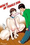 [Jinsukeya (Jinsuke)] Kaasan wa Boku no Mesuinu da - Mom Is My Female Dog.  {Laruffii} [Digital]