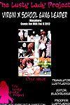 [Masaharu] Doutei X Banchou - Virgin X Student Gang Leader (COMIC HOTMiLK 2011-11)  [The Lusty Lady Project]