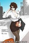 (Futaket 7) [Niku Ringo (Kakugari Kyoudai)] NIPPON FUTA OL  [SaHa] [Colorized] [Decensored]