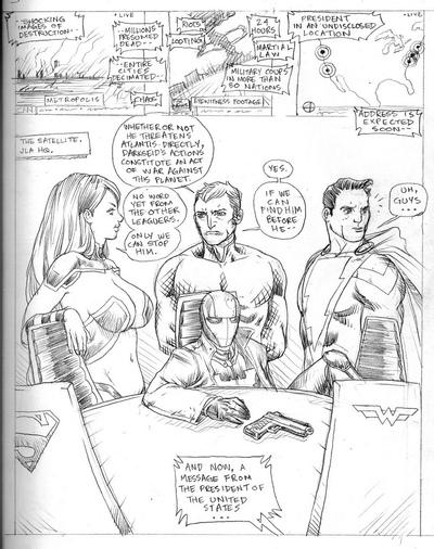 Whores Of Darkseid 3 - Starfire