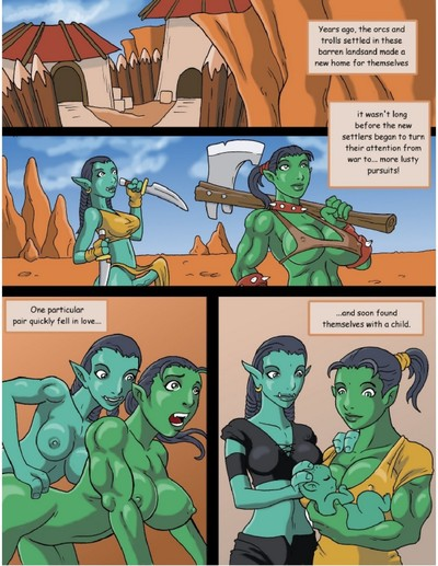 Orc Mom