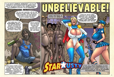 Starbusty - Unbelievable