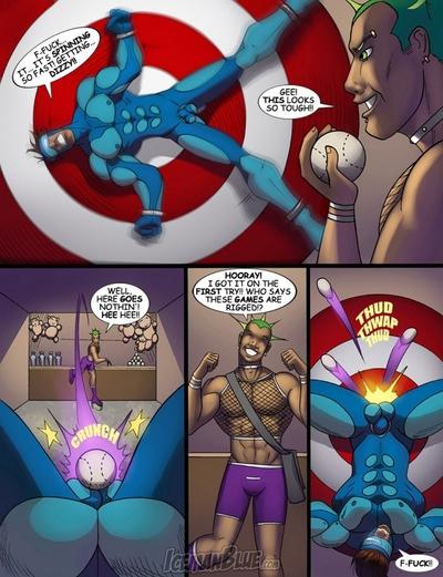 Cosmic Heroes 4 - part 2