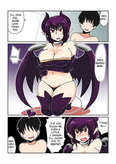 [Hroz] Dorei na Succubus-san. - My Slave, the Succubus.  {Translationsteady} [Digital]