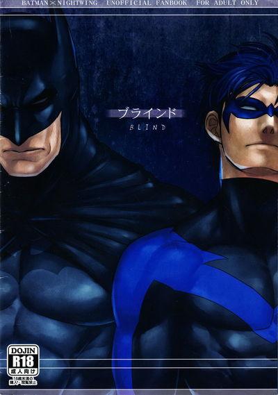 (C80) [Gesuidou Megane (Jirou)] Blind (Batman)