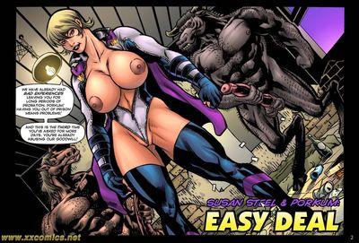 Susan Steel & Porkum-Easy Deal