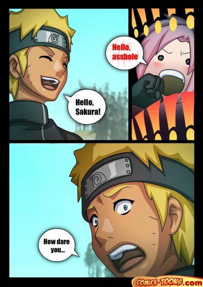 Naruto & Sakura