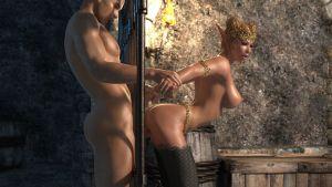 elven désir - Prison périls 1 - PARTIE 4