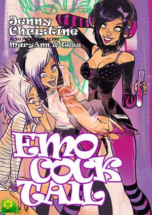 Innocent Dickgirls- Emo Cocktail- Jenny Christine