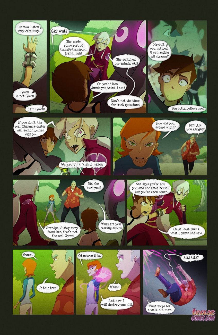 The Witch With No Name - part 5
