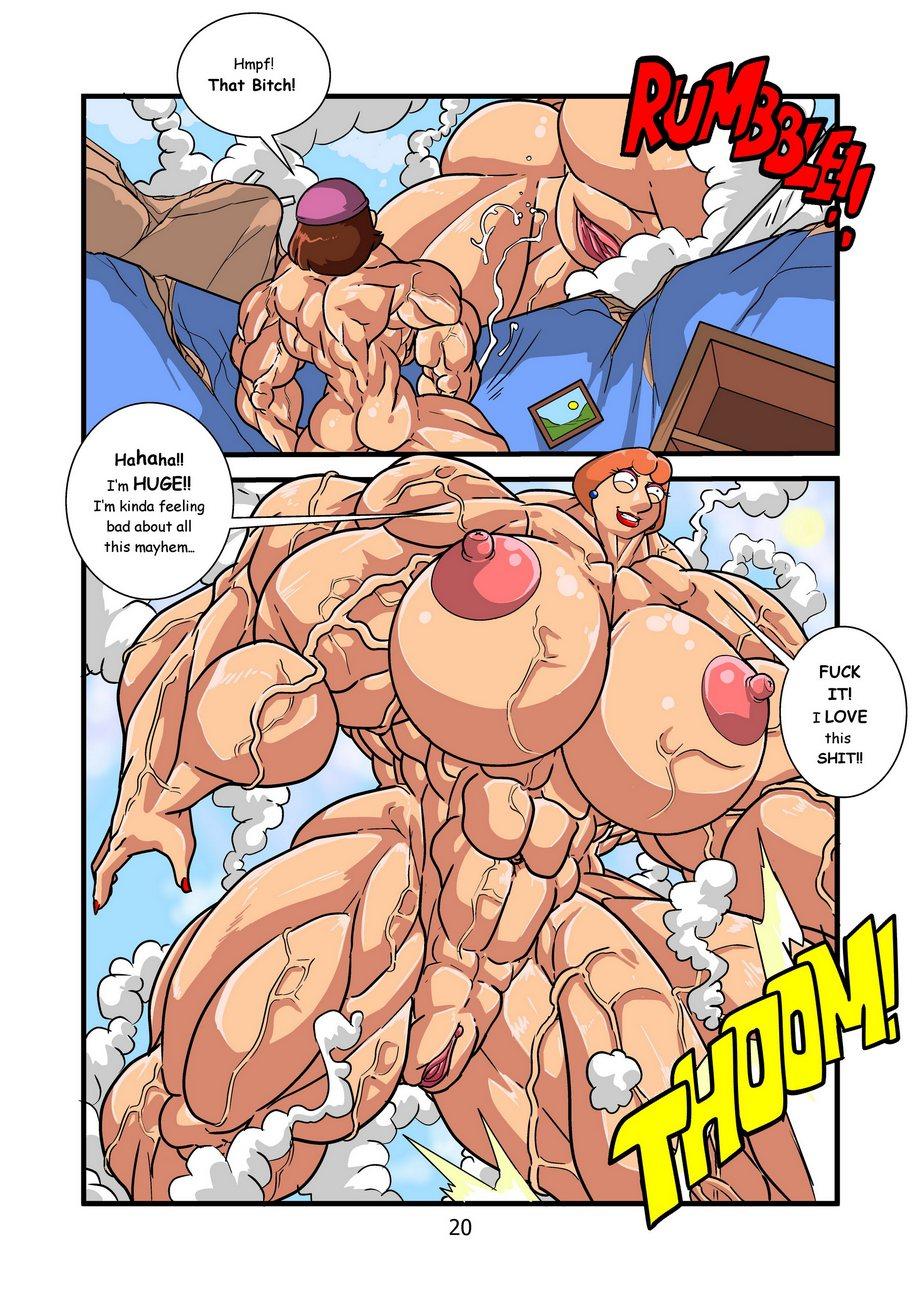 Fanatixxx 4 - Muscle Madness 2 - part 2