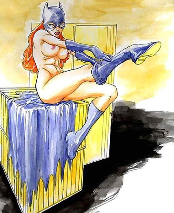 Batman porn cartoons - part 2804