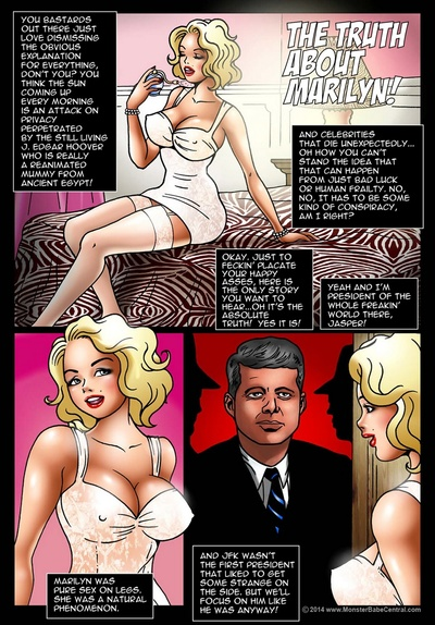 The Truth About Marilyn