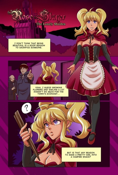 Rose Slayer 1 - The Lonely Maiden